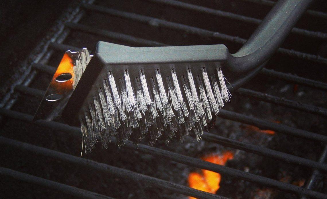 czyszczenie grilla Jak wyczyścić grill?