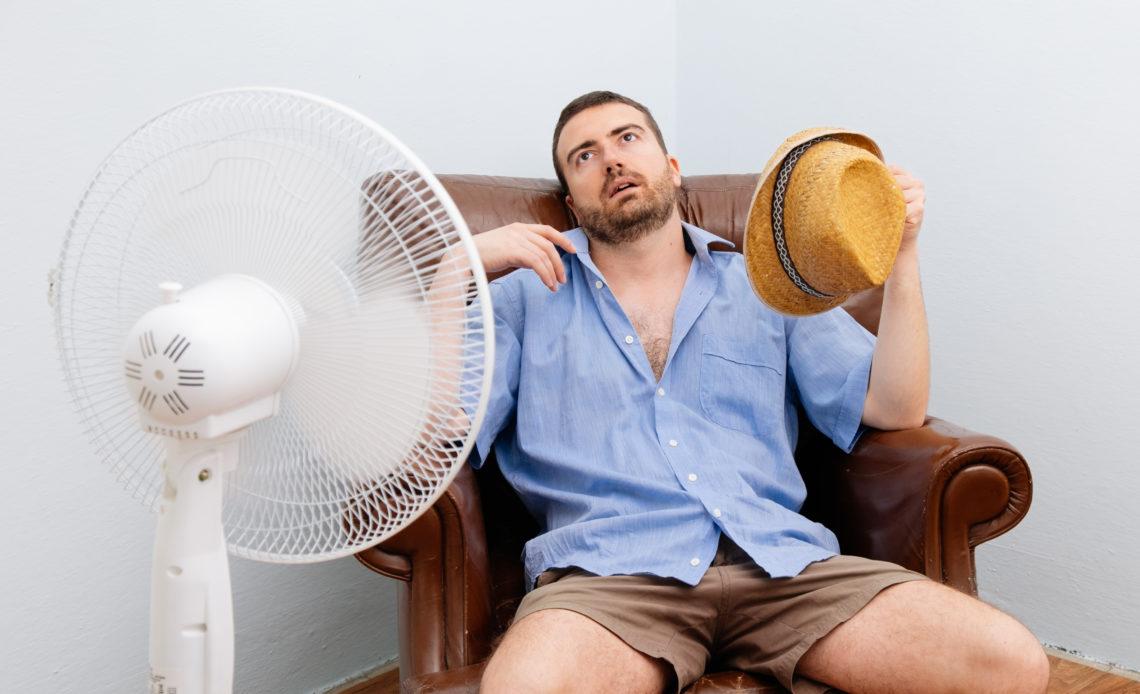 goroco w domu Jak obniżyć temperaturę w domu?