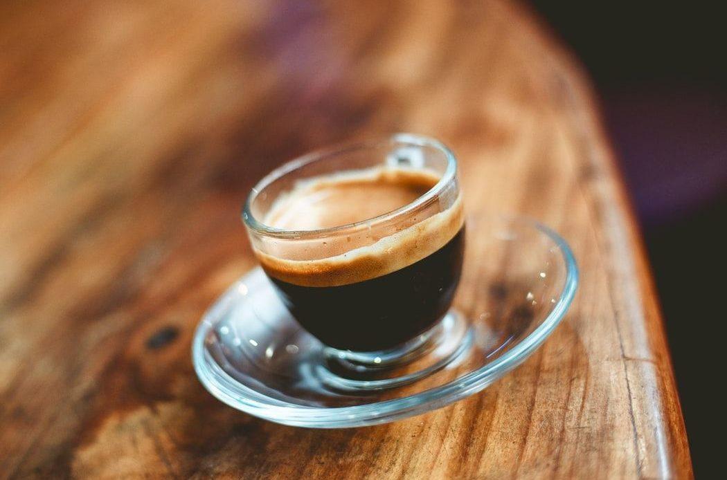 podwójne espresso