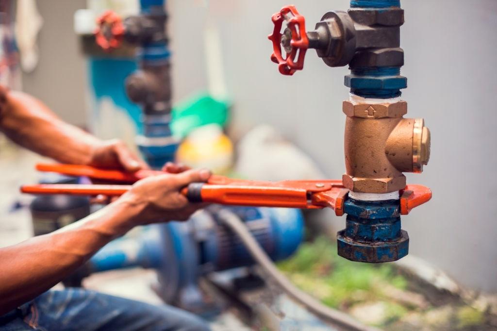 klucz dla hydraulika