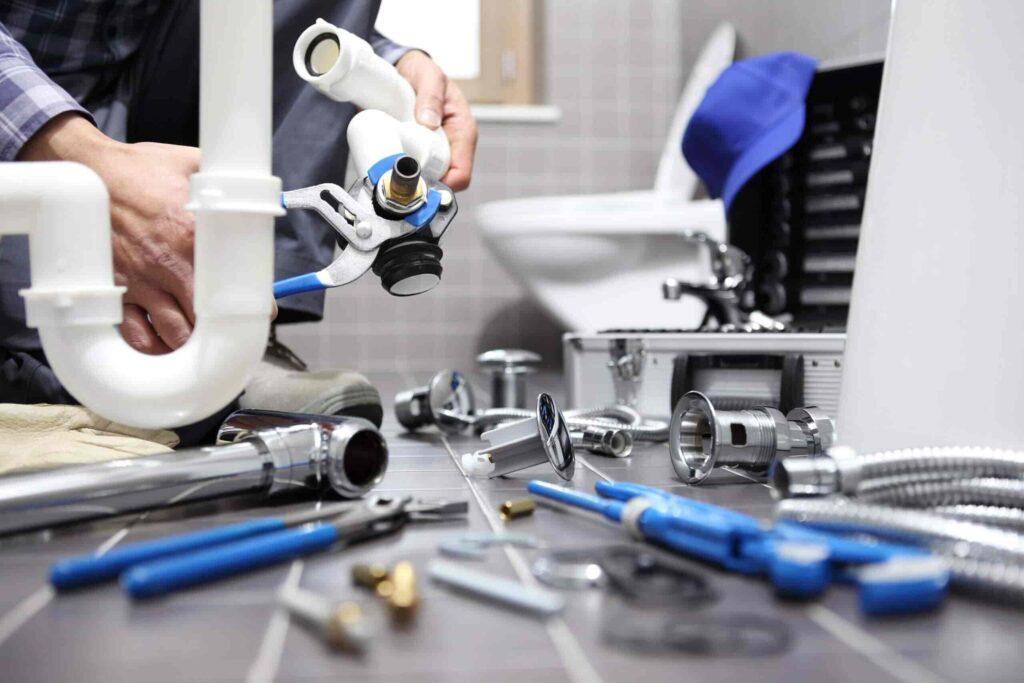 naprawa instalacji hydraulicznej