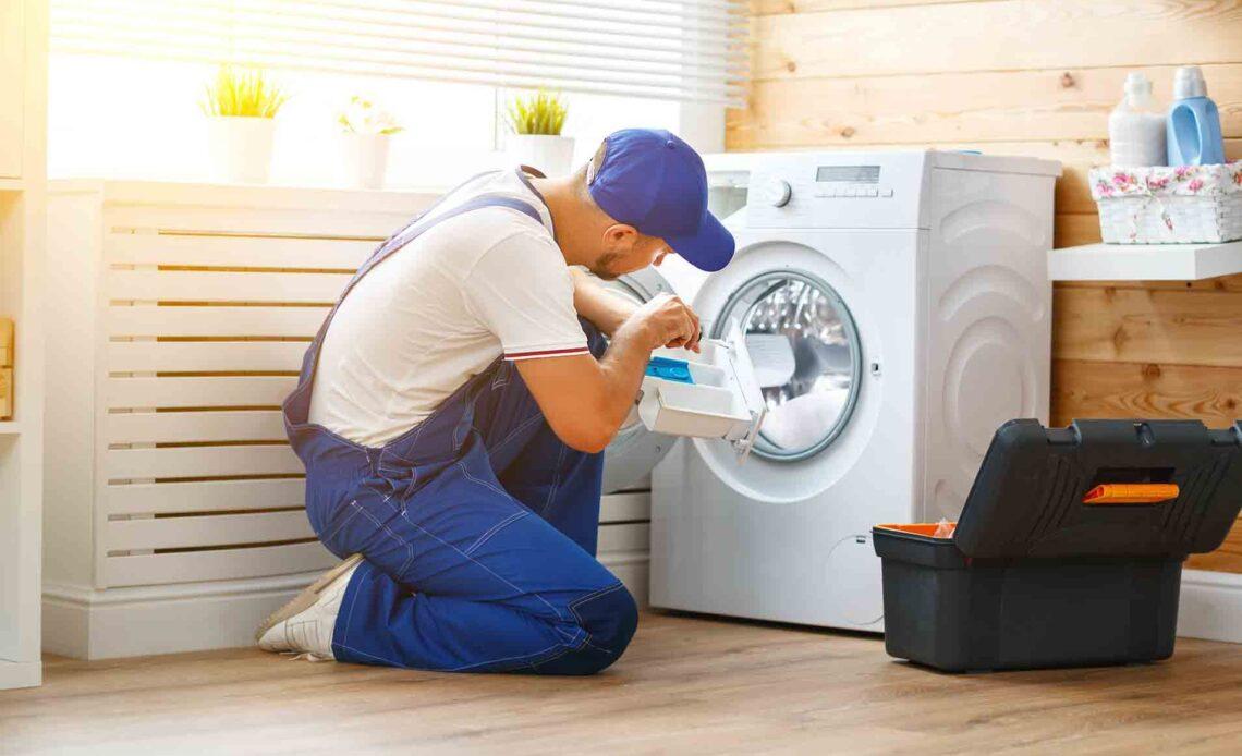 konserwacja pralki