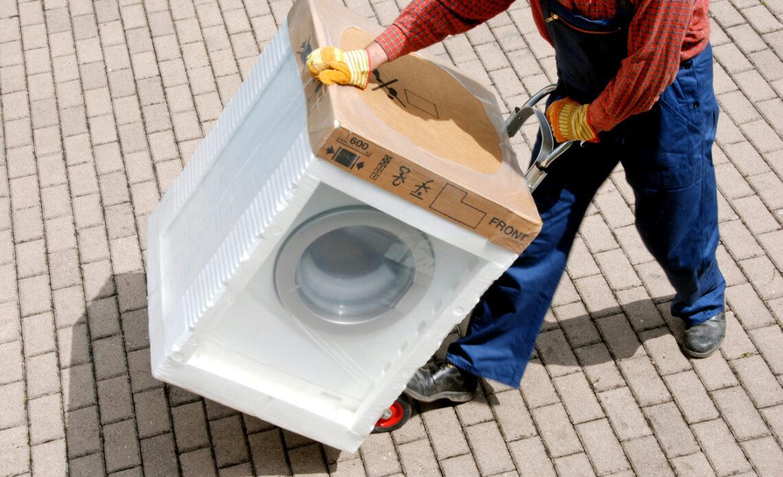 przenoszenie pralki